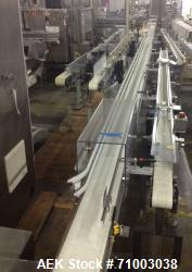 Used- Dorner 3200 Series Aluminum-Frame Belt Conveyors