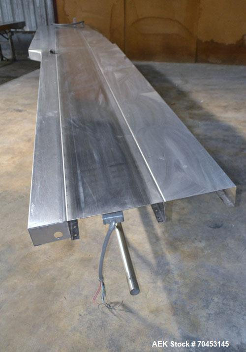 Used- Stainless Steel Pack Off Table