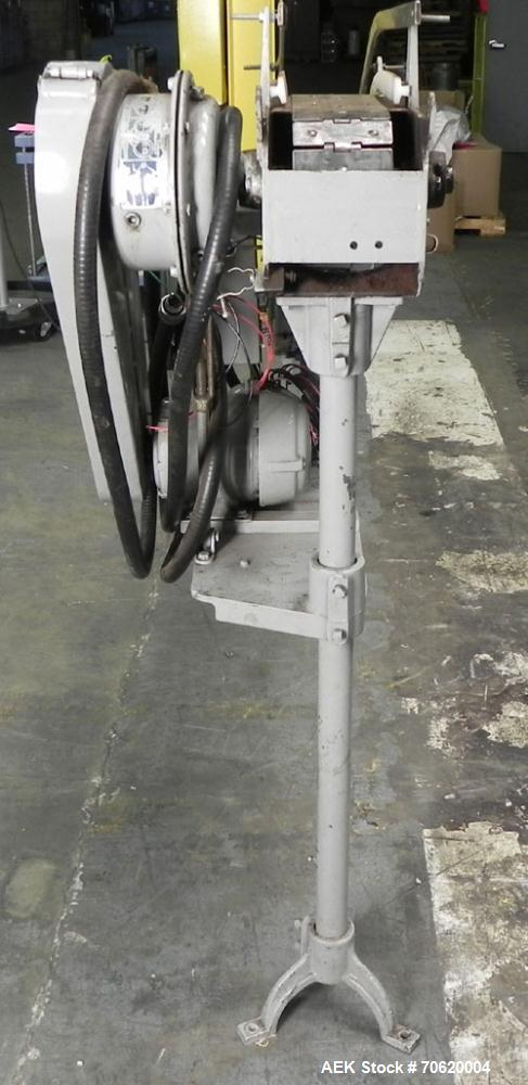 Used- FMC Magnetic Can Conveyor