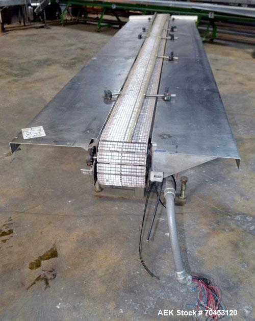 Used- Chain Roller Conveyor