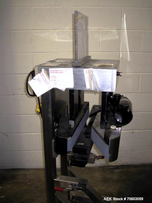 Used- CSS International Bottle Separator, Model 1170