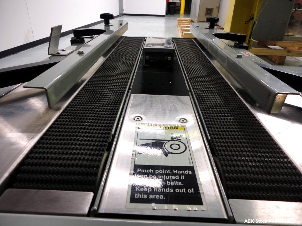 Used- 3M-Matic 200cc Case Coder Conveyor, Type 29700