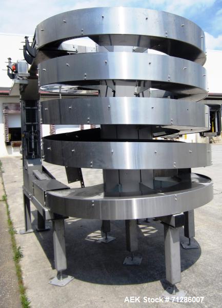 Used- RYSON Spiral Conveyor