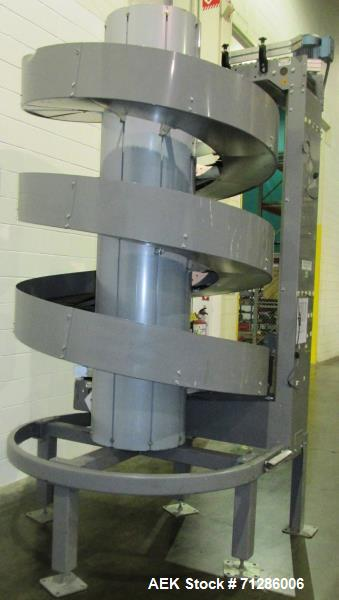 Used- RYSON Spiral Conveyor