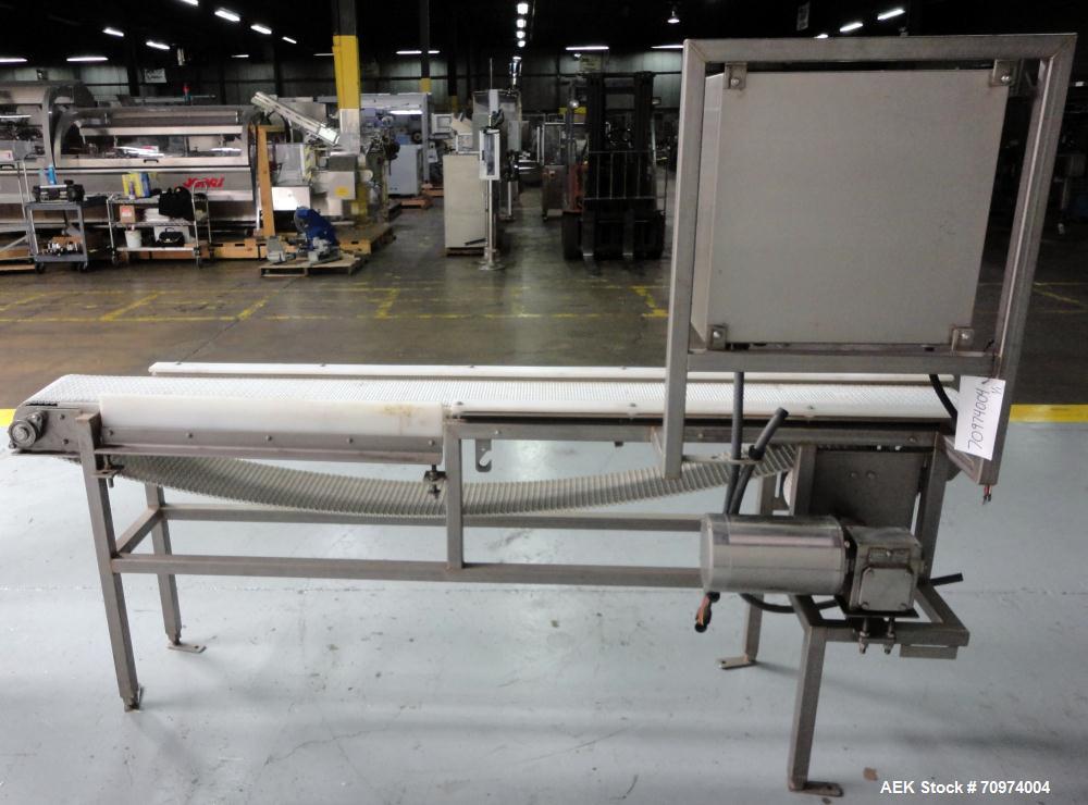 Used- Table Top Belt Conveyor