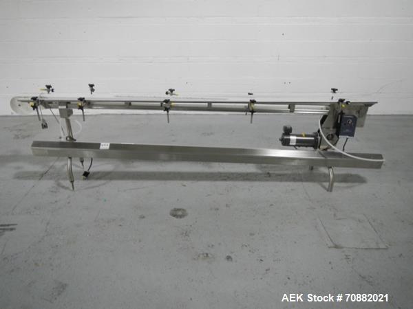 Used- AutoPak Slat Conveyor, Model XA