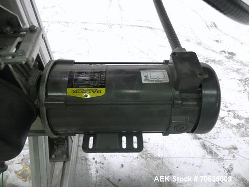 Used- Autopak Alpine Style Accumulation Conveyor