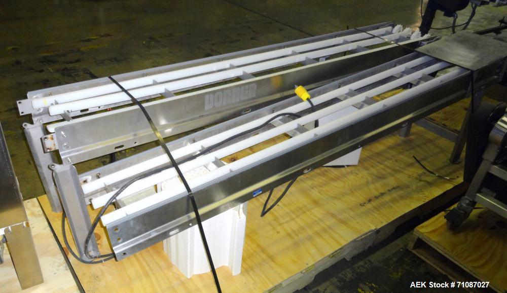Used- Dorner Stainless Steel Washdown Conveyor