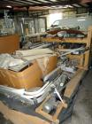Used- Flexible link style Conveyor System, not installed, 2-1/2