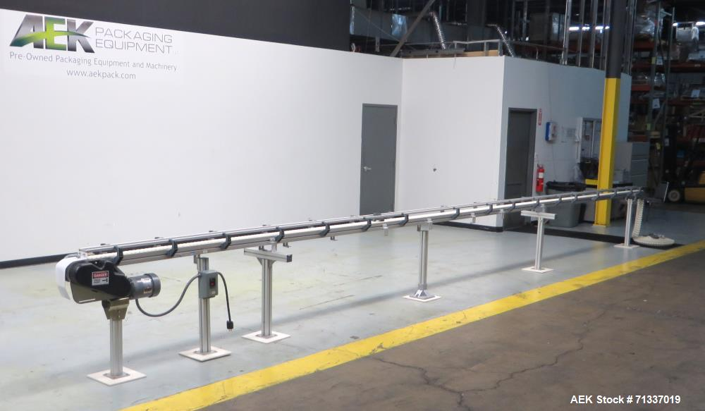 Used- Flex-Line Automation XH Series Table Top Conveyor L/W