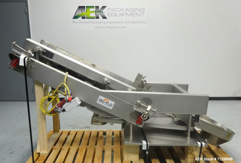 Used- Key Technology Smooth-Cycle Scale-Feed Vibratory Conveyor