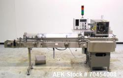 Used- Lakso Model 150 Single Head In-Line Cottoner