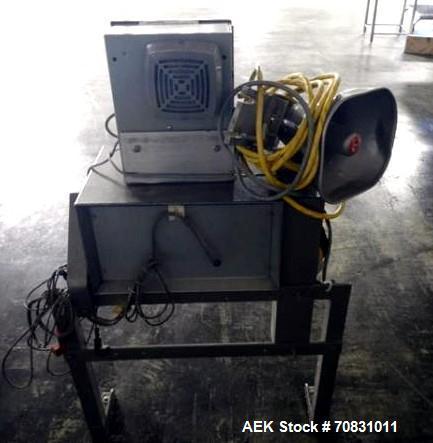 Used- Lakso Model 71 Automatic Twin Head Cottoner