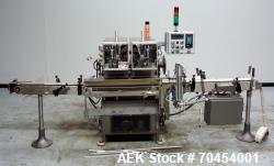 Used- Lakso Model 300 / 450 Automatic Twin Head Cottoner
