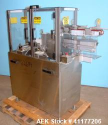Used- MGS reciprocating feeder