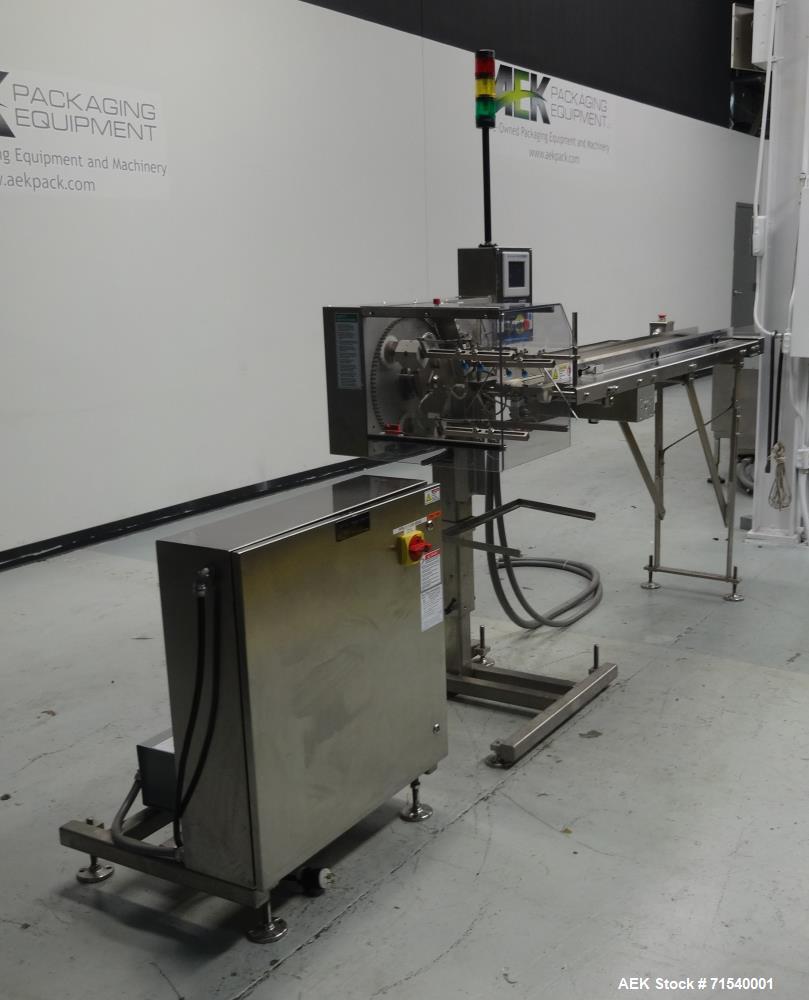 Used- MGS Model RPP-331 Rotary Feeder
