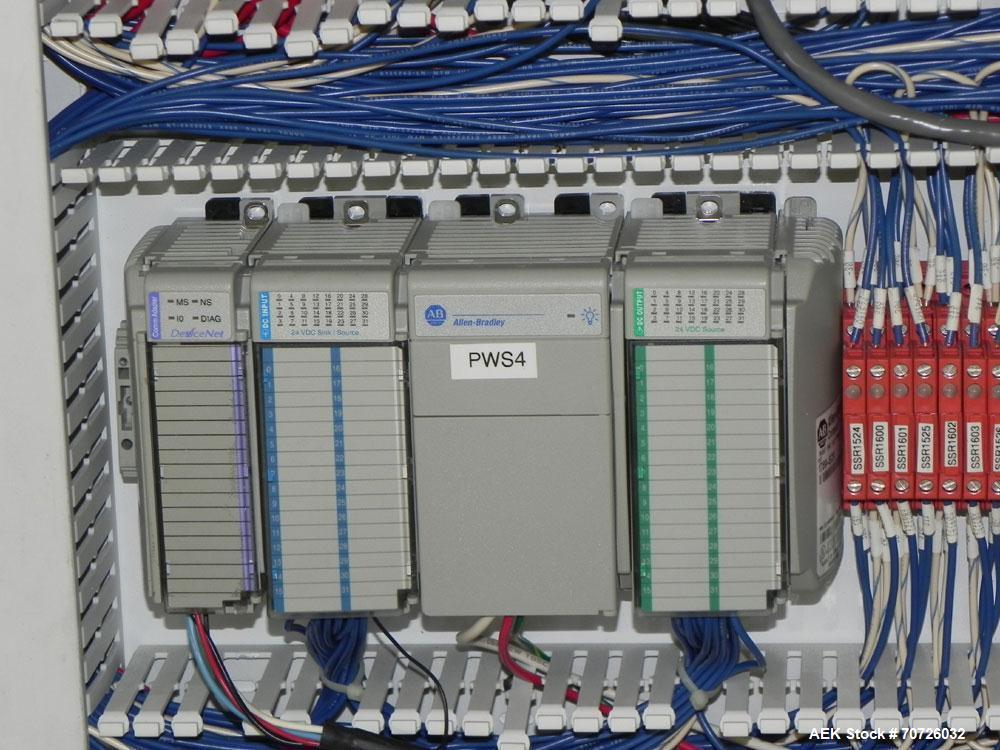 Used- MGS 8 Row Rotary Strip Counting & Placing Machine
