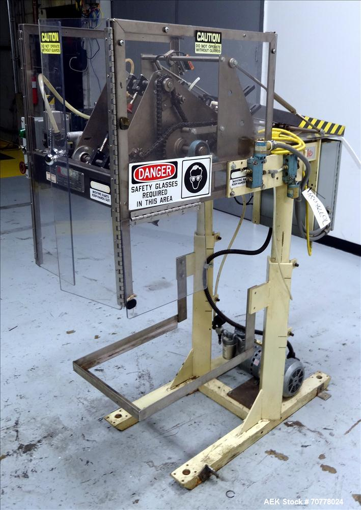 Used- Thiele Engineering Model 34-000 Rotary Coupon Placer