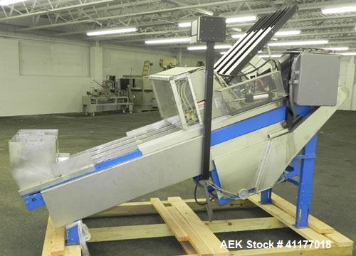 Used- Thiele Reciprocating Placer, Model 408