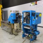 Used- GUK Literature Feeder System, Type RS-42 / RS-21. Literature is roll fed, folded by the RS-42, cut and folded by the R...