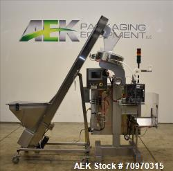 Omega Design Omni Feeder Combination Canister and Pouch Desiccant Feeder. Capable of speeds up to 60...