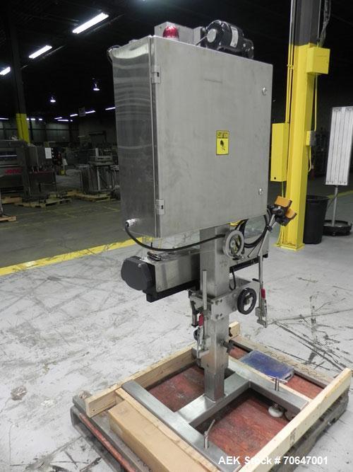 Used- Austin Gordon Model PD-202 Desiccant / Pouch Feeder