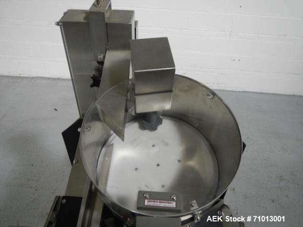 Used- Palace DF-LS Canister Desiccant Feeder/Inserter