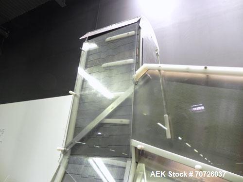 Used- NJM/CLI Model Elevat-Test Cap Elevator