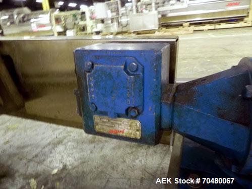 Used- Stainless Steel Hoppmann Cap Elevator