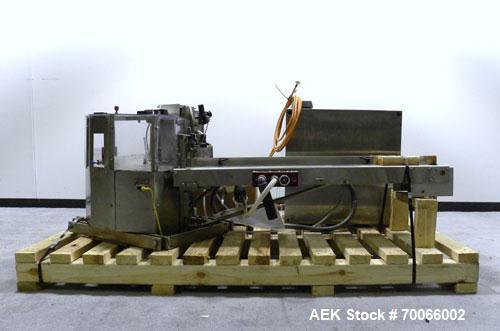 Used- MGS Sidewinder Rotary Outserter, Model SPM-100