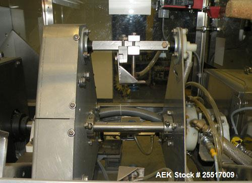 Used- Thiele Rotary Outserter/Topserter Placer, Model Rotary Placer