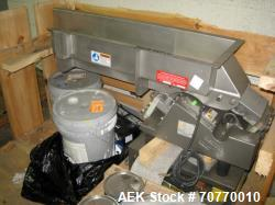 Used- Eriez Model 66C Vibratory Feeder