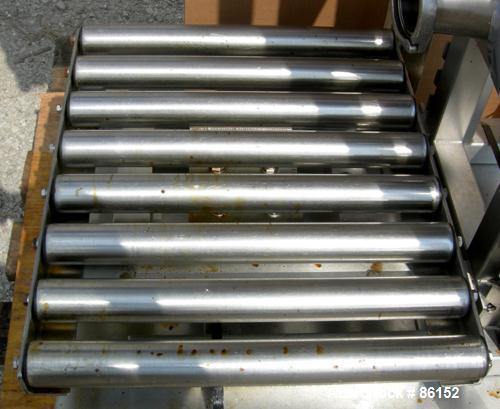 Used- Hosokawa Stott Hygienic Filler/Weigh System, Model 2.2.1