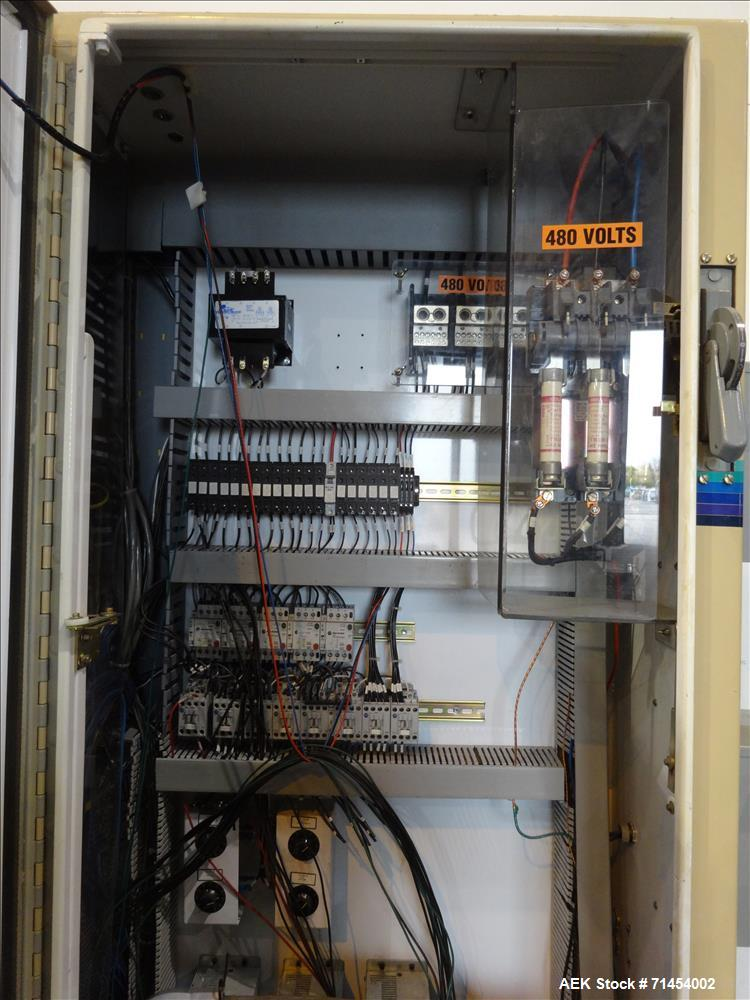 Used- Slidell-Matic (Thiele) 3120 Electro-Mechanical Pneumatically Controlled Au