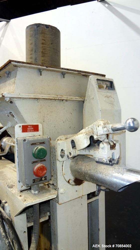 Used- Smurfit-Stone Model 770E Bulk Bag Filler / Auger Valve Bag Packer