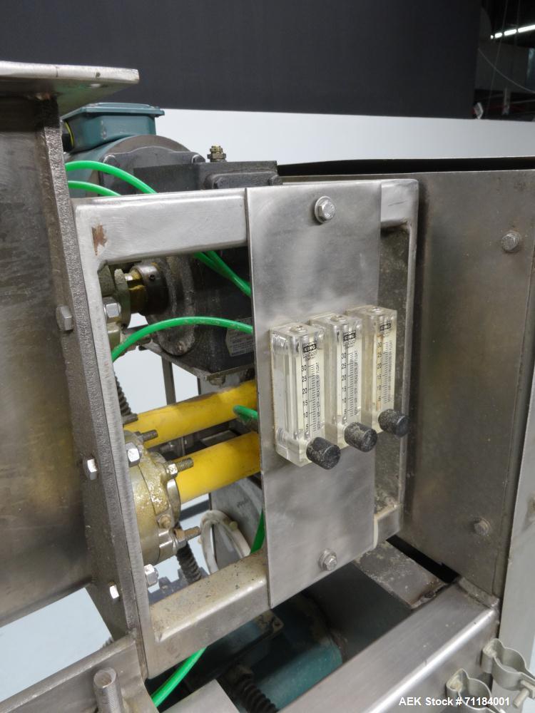 Used-Tech Pak Series 54 Turbo Screw Packer
