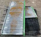Used- Dry Bulk Loading System, Carbon Steel. Consisting of: (1) Approximately 75 cubic foot hopper, 52