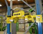 Used- Flexicon Bulk Bag Filling System Consisting Of: (2) Twin-Centerpost Bulk Bag Fillers, carbon steel. Manual fill head h...