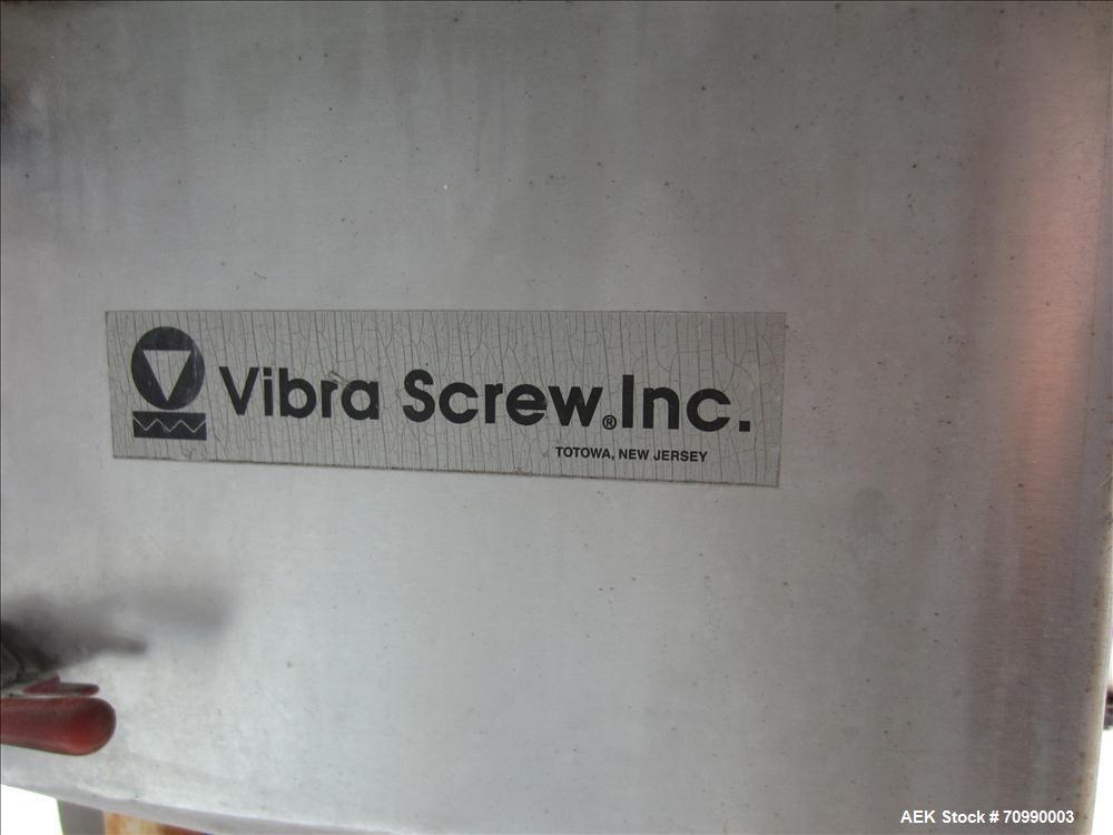 Used- Vibra Screw Supersack Unloader