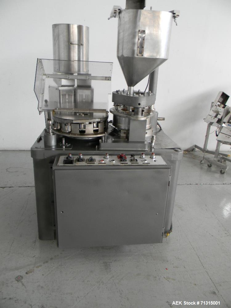 Used- Bosch GKF1200 Capsule Filling Machine