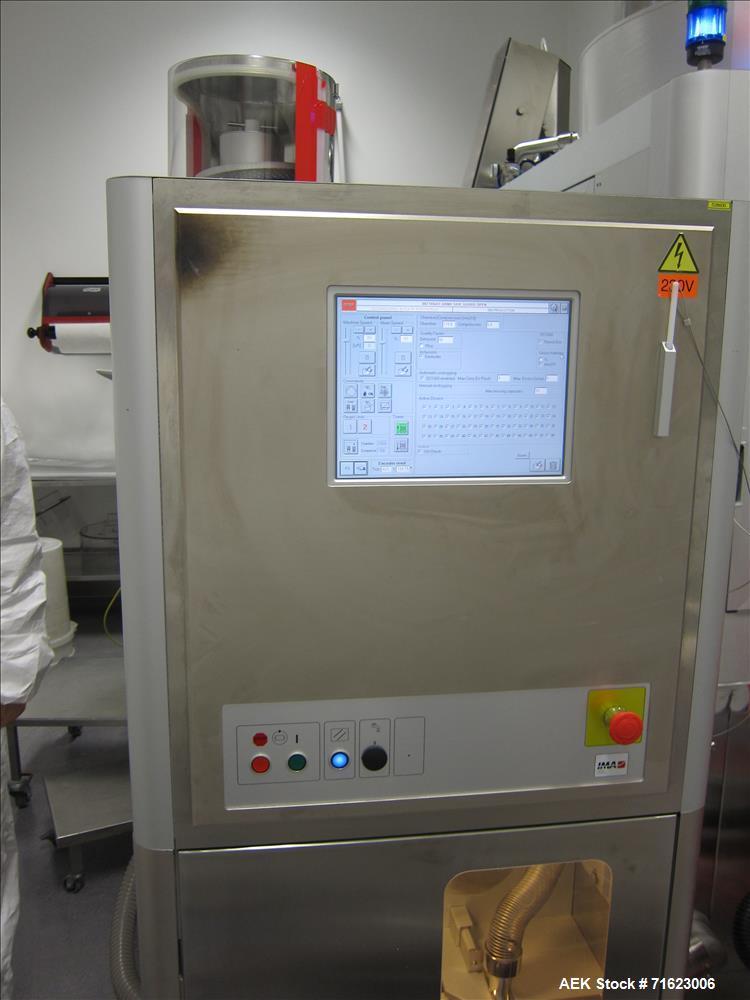 Used- IMA Imatic 200 capsule filler