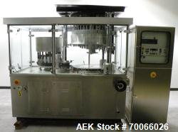 Used- MG2 Capsule Filler, Model G100