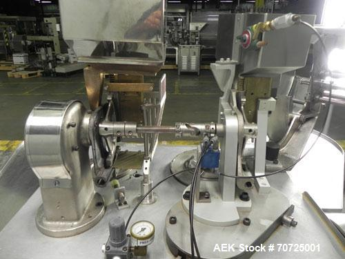 Used- A-B Type 8 Semi Automatic Capsule Filler