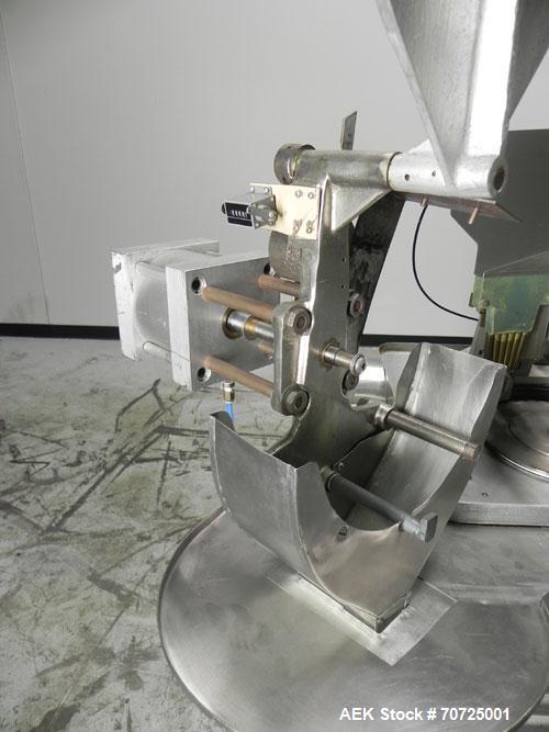 Used- A-B Type 8 Semi Automatic Capsule Filler