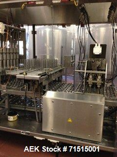 Used- Packaging Technologies PT Model- FP 2X6 Preformed Cup Filling Machine