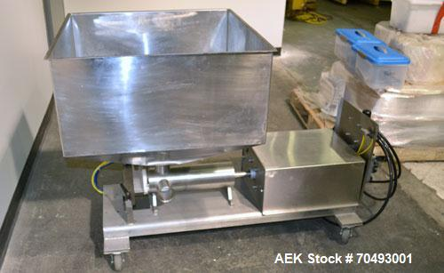 Used- Orics Model S-30 2008 Cup & Tub - Fill / Seal/ Overlid Packaging System