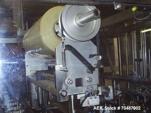 Used-Pack Line PXM-5 Cup Filling and Sealing Machine