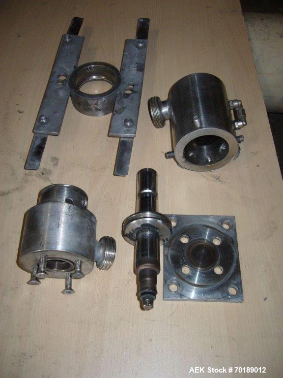 Used-Complete Keg Filling Line