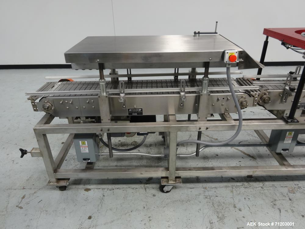 Used- Mardem Manufacturing 1 Gallon Pail Filling System