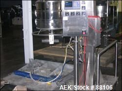 Used- Stainless Steel PIAB Portable Vacuum Loading Station